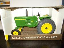 John Deere 3010 diesel Collecter Edition 1/16 scale Nib tractor