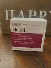 New*Murad Hydration Intense Recovery Cream 7.5mL 0.25oz Travel Mini