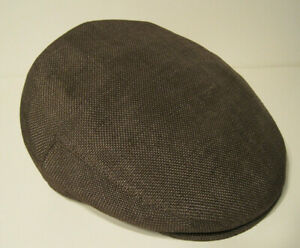 Christys of London driving cap Hat XL
