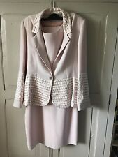 Beautiful Michel Ambers Ladies Wedding Outfit 3 Piece UK 14