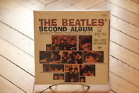 The Beatles' Second Album Vinyl LP 33t Japan S:EX Record:VG+Beatles AP-80012