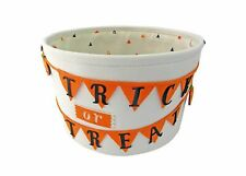 Fabric Trick or Treat Basket