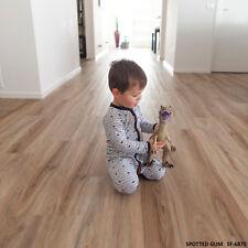 LOOSE LAY SPOTTED GUM Vinyl Flooring plank DIY FLOOR PLANKS - NO click glue WPC