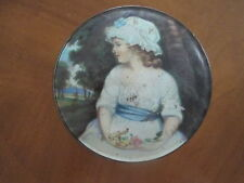 vintage THORNE'S TOFFEE TIN Simplicity English Girl