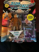 Star Trek Dr. Noonian Soong Action Figure Playmates