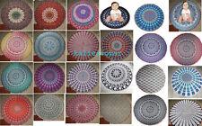 20 Pcs Wholesale Lot 72'' Mandala Round Roundie Beach Throw Tapestry Art