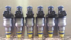 95-00 CHEVY,BUICK,OLSMOBILE,PONTIAC 3.8L V6 SET OF 6 INJECTORS 0280150973