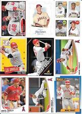 MIKE TROUT   2013 PINNACLE #45     ANAHEIM ANGELS   FREE COMBINED SHIPPING