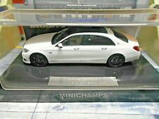 MERCEDES BENZ BRABUS 900 Maybach S600 2016 weiss white Minichamps Resin 1:43