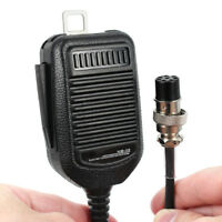 Car Radio HM-36 Microphone 8 Pin Speaker Hand Mic For ICOM  IC-25 IC-7600 IC-38