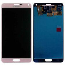 Pantalla LCD JUEGO COMPLETO gh97-16565d ROSA para Samsung Galaxy Note 4 N910F