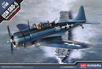 1/48 USN SBD-5 Battle of the Philippine Sea #12329 ACADEMY HOBBY MODEL KITS