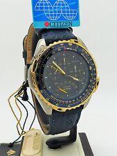 Citizen promaster Wingman Quattro 3110-C10047 AB4006-11L VINTAGE NOS con Etichette