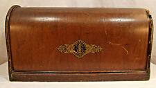 Vintage Singer Sewing Machine Case Top Wood