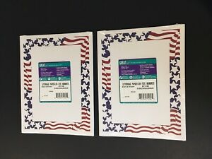Great Papers! Stars&Stripes Letterhead Paper 50 Sheets  24# Bond Acid Free New