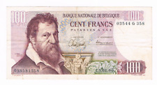 100 Frank/Francs   type  Lombard   19.01.1966     Morin 67a
