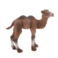 1pc Simulation Camel Animal Model Figure Kids Toy Collectibles Educational Props