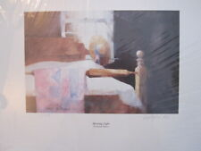 """Randal Higdon Michigan Artist Signed and Numbered (23/78) """"Morning Light"""""""