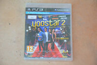 jeu PS3 YOOSTAR 2 in the movies - NEUF SOUS BLISTER / VF - playstation 3