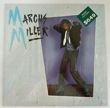 Marcus Miller - SELF TITLED LP Vinyl Record Mint with shrink! Unforgettable 1984