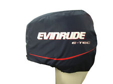 Evinrude Etec E-Tec engine cover 25-30 - BLUE