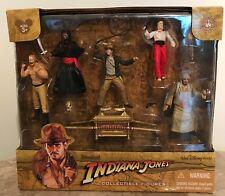 Disney Parks Indiana Jones Figurines Unopened