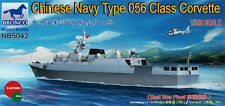 BRONCO NB5042 1/350 Chinese Navy Type 056 Class Corvette (East Sea Fleet)