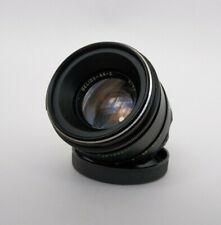 Helios 44-2 58mm f2 M42 soviet SLR lens for Zenit Pentax Canon Nikon USSR