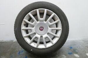 2009 FIAT BRAVO MK2 2007-2014 ALLOY WHEEL 16 INCH WITH 205 55R 16 TYRE 5.25MM