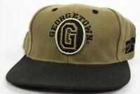 Vintage NCAA Georgetown Hoyas Sports Specialties Snapback Hat Cap