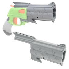 MaLiang 3D Print Antique Vintage Handgun Barrel Gray for Nerf Double Strike Toy