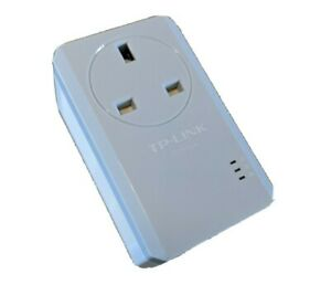 TP-Link AV500 Powerline with Passthrough Ethernet extender addon home networ