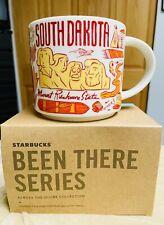 "Starbucks ""Been There Series"" South Dakota Coffee Mug PLUS Starbucks Paper Bag"