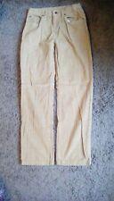 Boys J Khaki tan cordorery pants size 20