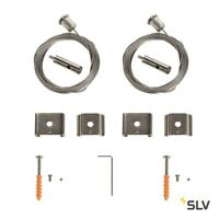 SLV 1002845 Drahtseilabhängung für EUTRAC® S-TRACK und 1 Pha