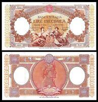 Italy P89 10000 Lire 8/1947  XF *** Banca d'Italia * RARE Banknote