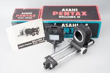 Asahi Pentax Bellows II & Slide Copier For M42 Screw Mount, Boxed #4400