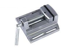 Mini Drill Press Table Vise Tool Flat metal Cast Iron Handy For Mini Bench Drill