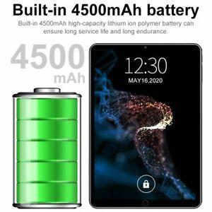 "10,1"" Tablet PC 4GB+16GB Android 10.0 Bluetooth GPS Kamera Wifi WLAN Tablette DE"