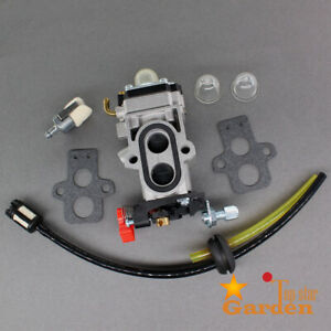 Carburetor For Redmax EBZ7500 Back Pack Blower Rep 581156101 544363001 Fuel Line