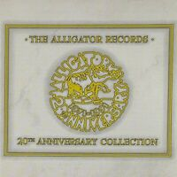 The Alligator Records 20th Anniversary Collection [CD]