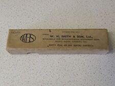 Rare Vintage W.H.SMITH & SON Fountain Pen Repair Box - Bridge House, Lambeth SE1