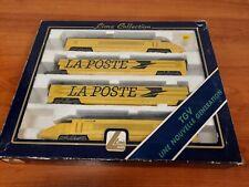 coffret TGV laposte lima collection
