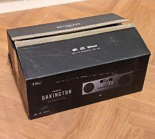 More details for majority oakington dab+ digital fm radio, bluetooth, cd player, aux, usb input