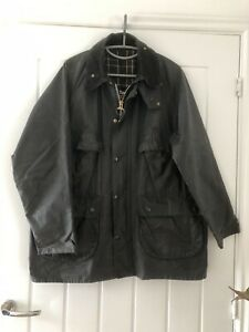 Vintage Barbour Bedale Waxed Jacket