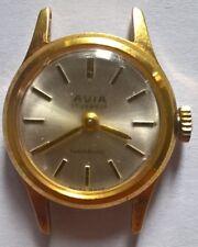 "Reloj de pulsera antiguo mujer ""AVIA"" Mvt FEF 372"