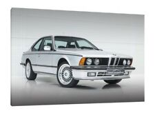 BMW 635 CSI Racer /& 735i A3 Poster retrò stampa dal classico annuncio