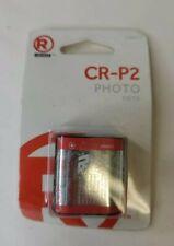 Cr-P2 Lithium Battery RadioShack 6V1400mAh Compatablew/ 5024Lc,Dl223A