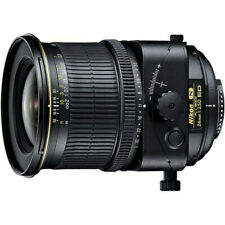 Nikon PC-E NIKKOR 24mm f3.5 D ED Tilt Shift Lens Wide Angle Perspective Control