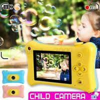 "1.2MP 1080P HD Mini Digital Camera 2"" LCD Video Camcorder Recorder For Kid"